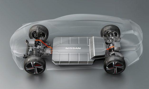 Oito novos Nissan eletrificados até 2022