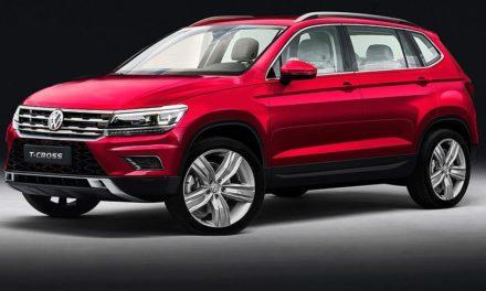 Volkswagen investe R$ 2 bilhões para produzir o SUV T-Cross no Paraná