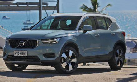 Volvo ampliará produção do XC40