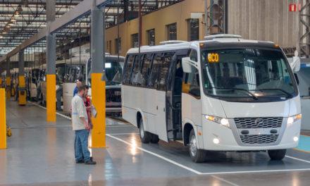 Volare transfere a produção para a unidade Neobus