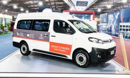 Citroën Jumpy agora com versão de passageiros