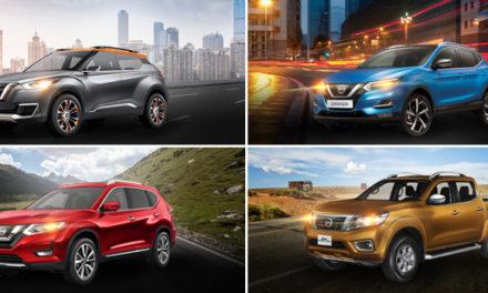 Nissan tem recorde de vendas na América Latina