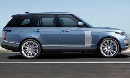 Linha 2018 do Range Rover já está no mercado