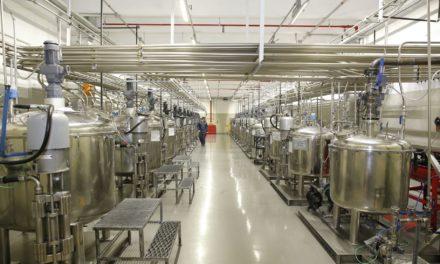 VW investe em sala de mistura de tintas