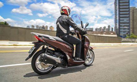 Horizonte positivo na indústria de motos