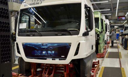 Vendas da Volkswagen Truck & Bus crescem 16% no trimestre