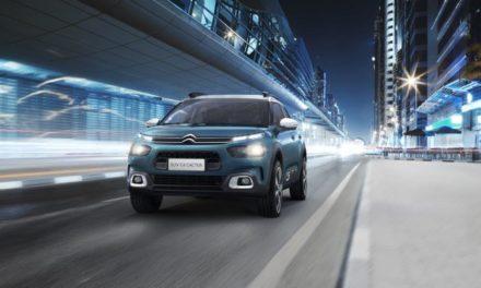 Citroën Cactus terá motor turbo 1.6