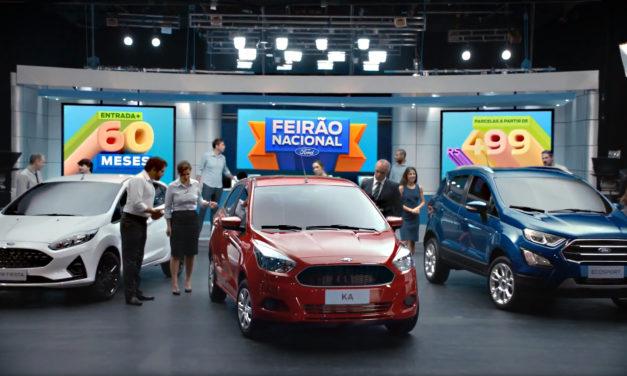 Mercado interno de veículos cresceu 13,7% em 2018