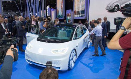 Volkswagen ficará de fora do Salão de Paris