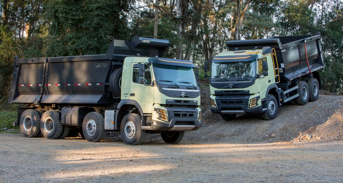 Volvo reforça capacidades para as operações severas