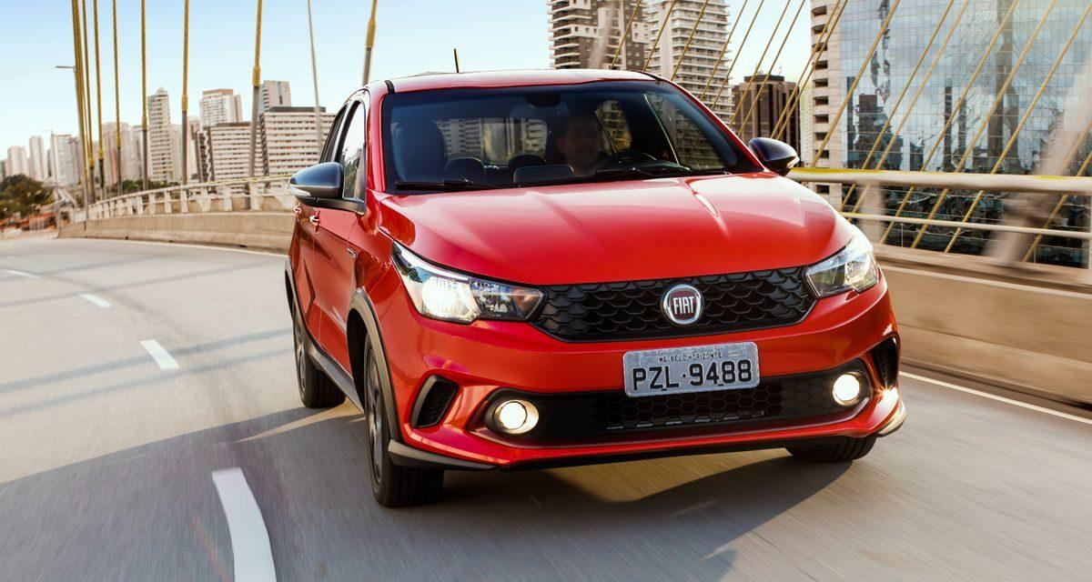 Fiat Argo tem nova versão de entrada