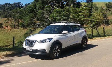 Nissan Kicks se vale do conjunto da obra