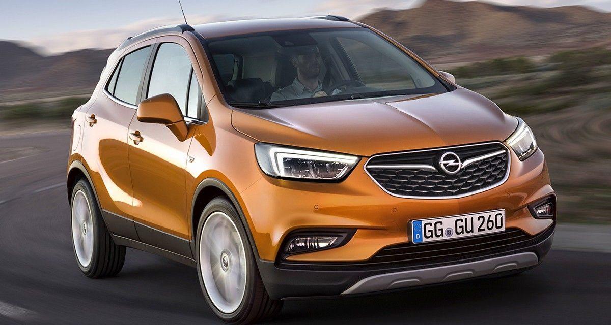 PSA anuncia nova geração de SUVs da Opel no Chile