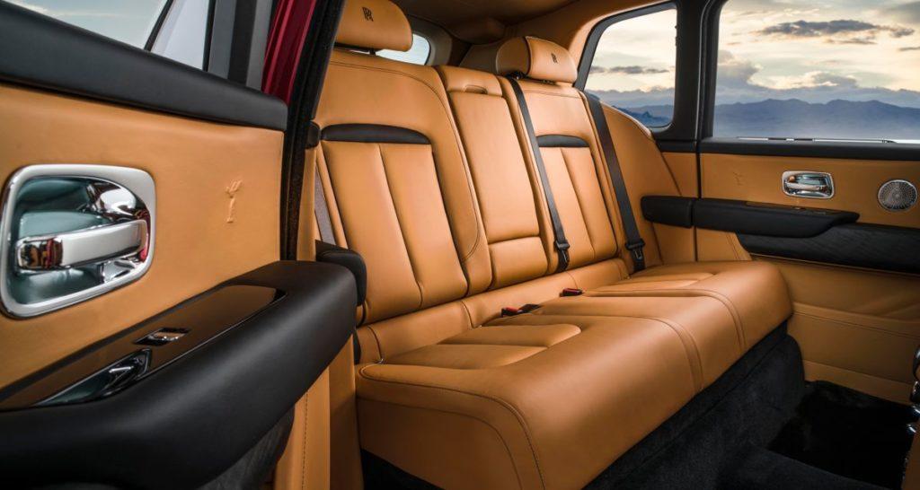 Rolls-Royce apresenta o Cullinan seu primeiro SUV