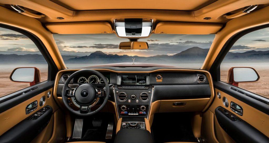 Rolls-Royce apresenta o Cullinan, o primeiro SUV da marca