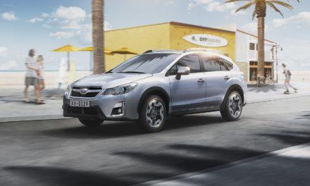 Nova geração do Subaru XV nas lojas