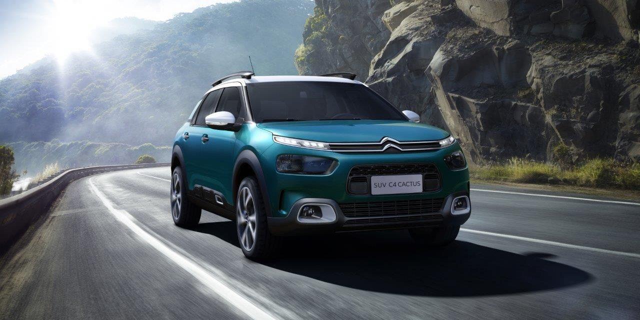 SUV Cactus acabará com a estiagem na Citroën