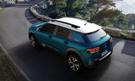 Cactus ganhará versão elétrica na Europa em 2020