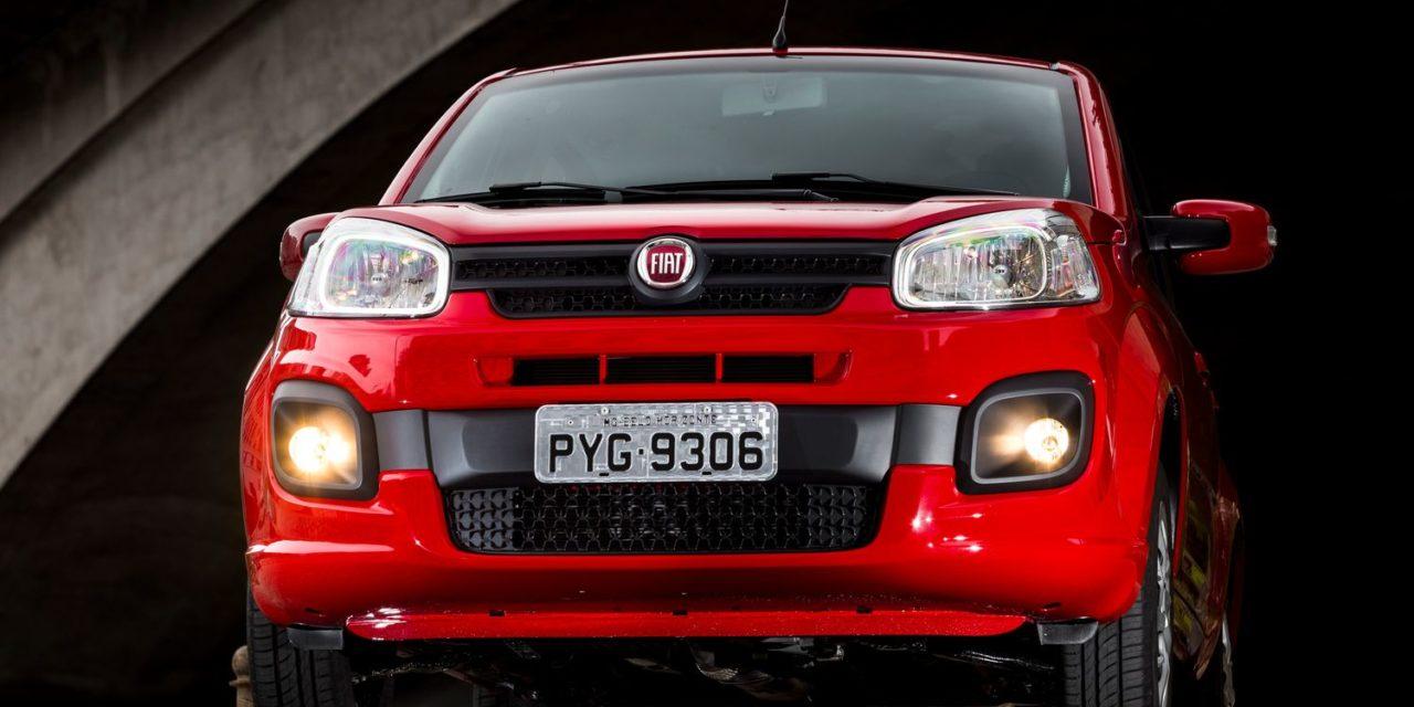 Aos 35 anos, Fiat Uno é o carro que mais cresce no mercado