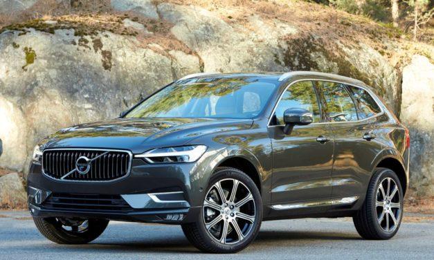 XC60 equaciona luxo, desempenho e tecnologia