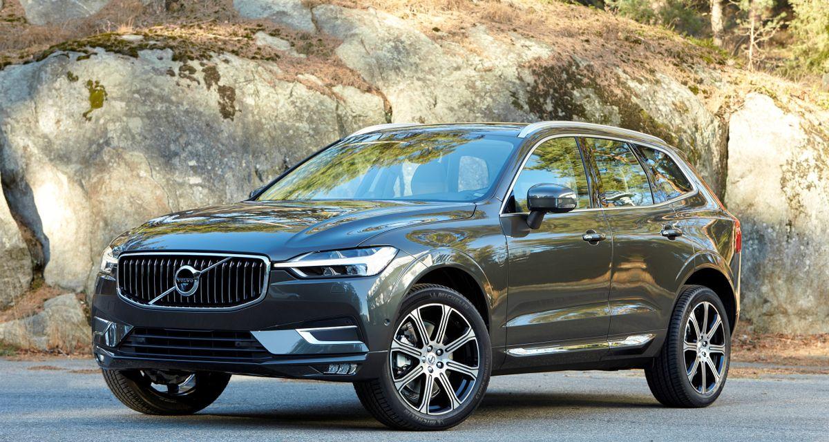 Volvo Cars: vendas crescem 70% no País de janeiro a abril