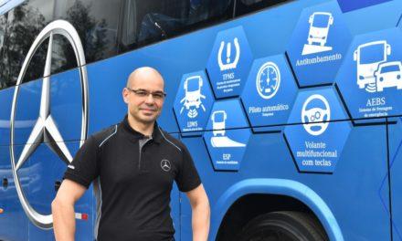 Mercedes-Benz cresce 95% em ônibus