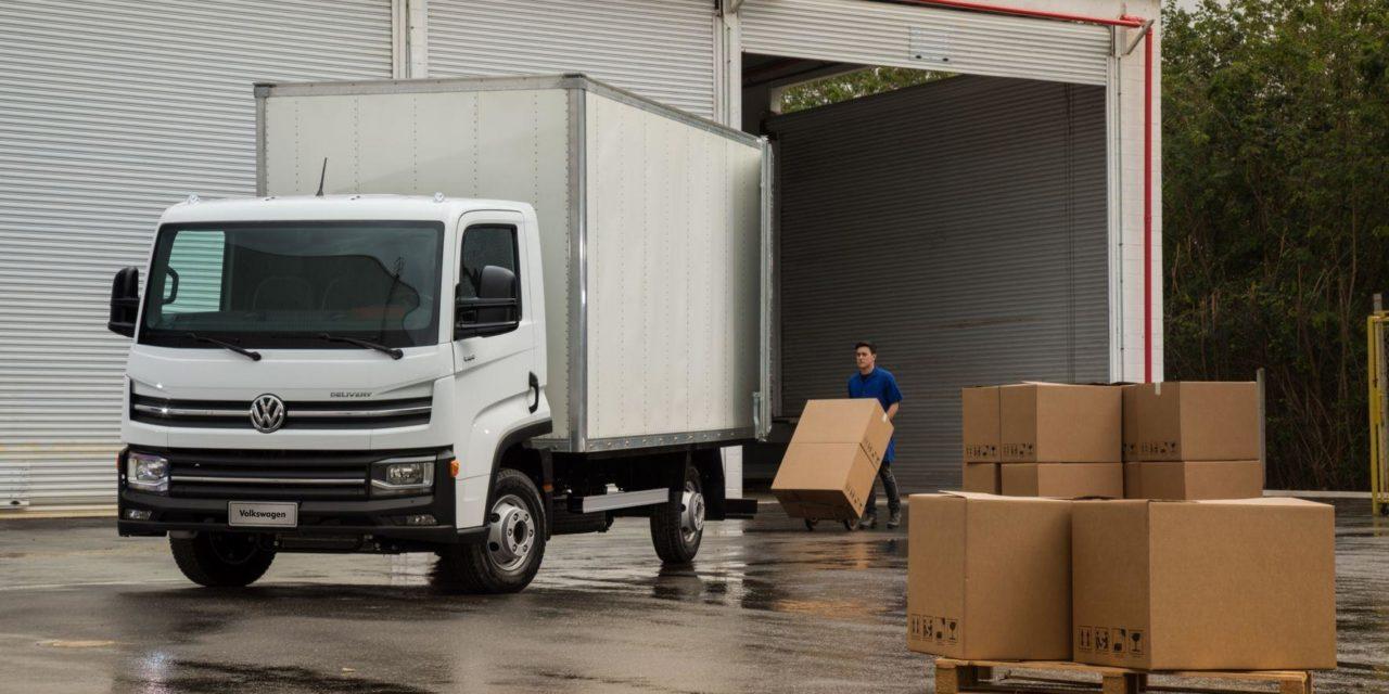 Volkswagen começa a distribuir os novos Delivery Express e 4.150