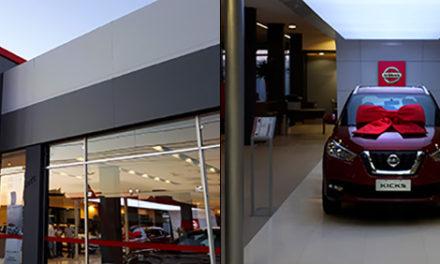 Nissan expande a rede com novo conceito de atendimento