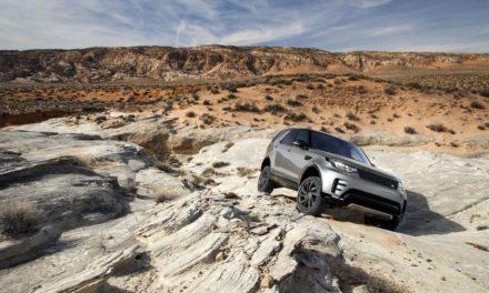 JLR desenvolve off-road autônomo