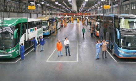 Marcopolo abre filial no Paraná