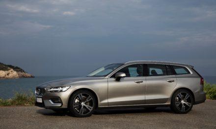 Volvo inicia pré-venda do V60 em junho