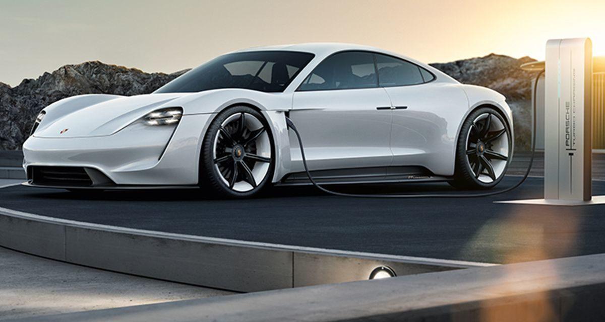 Taycan: primeiro esportivo 100% elétrico da Porsche.
