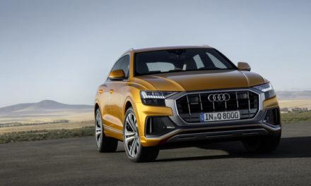Audi Q8 mistura esportividade e robustez