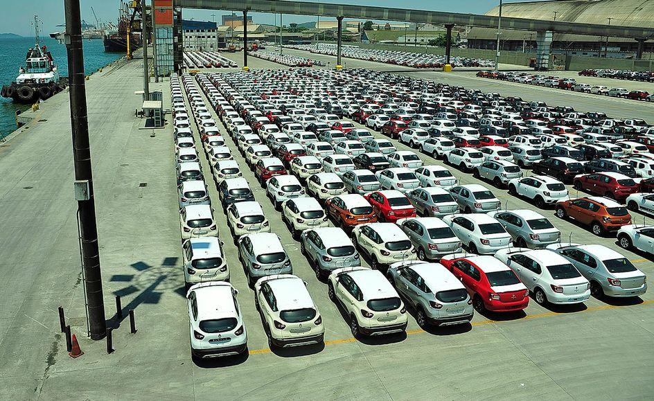 Exportações derrapam em maio, mas seguem rumo ao recorde anual