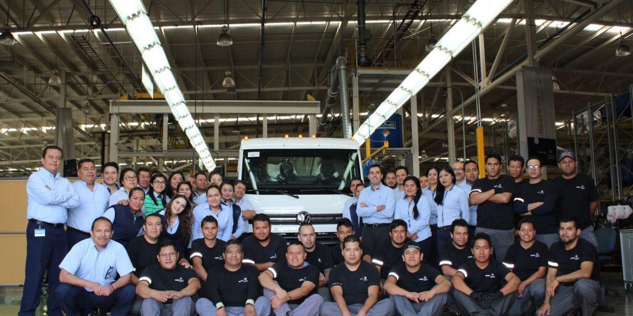 MAN aumenta produção no México