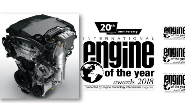 PureTech é eleito motor de 2018
