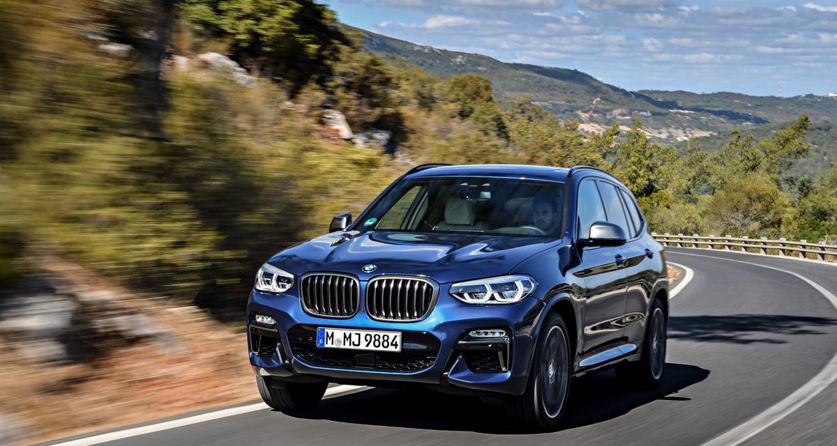 BMW confirma mais uma versão do X3 em Araquari