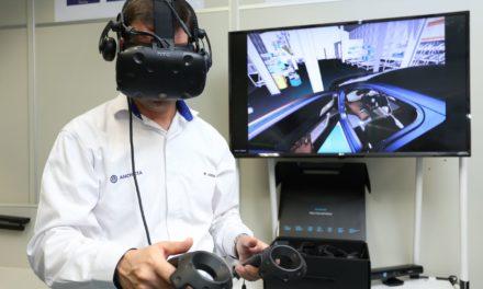VW inaugura laboratório de realidade virtual