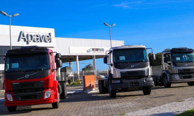 Tracbel assume concessionárias Volvo da Apavel