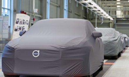 Volvo Cars inaugura sua primeira fábrica nos EUA