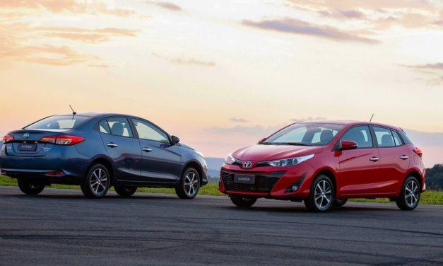 Toyota: como obter bom valor de revenda.