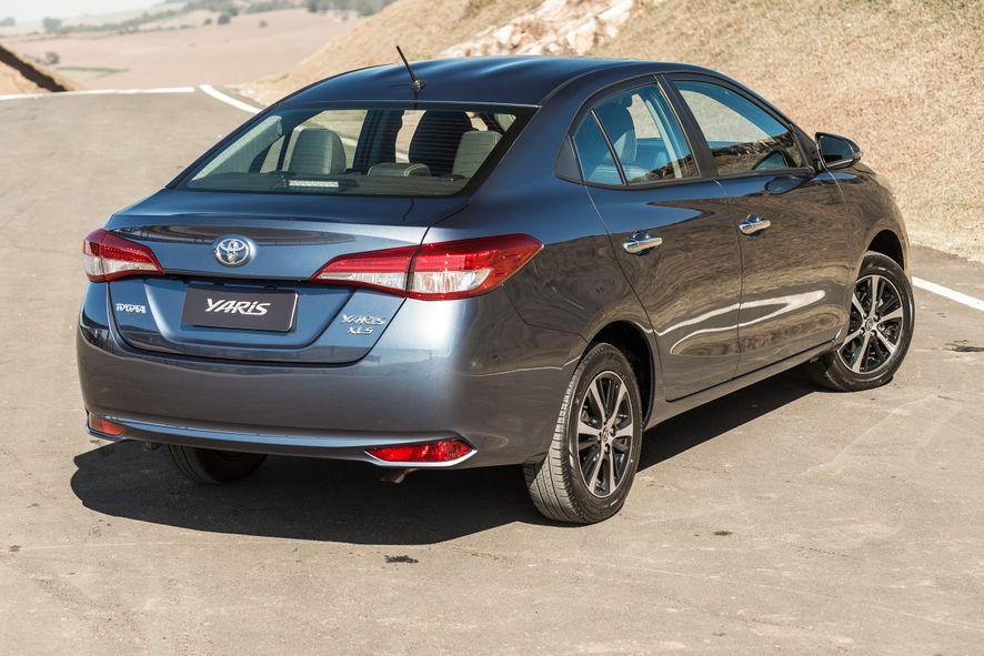 Com Yaris, Toyota quer bater recorde de vendas