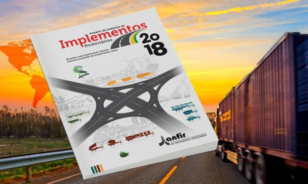 Anfir lançaanuário da indústria de implementos rodoviários