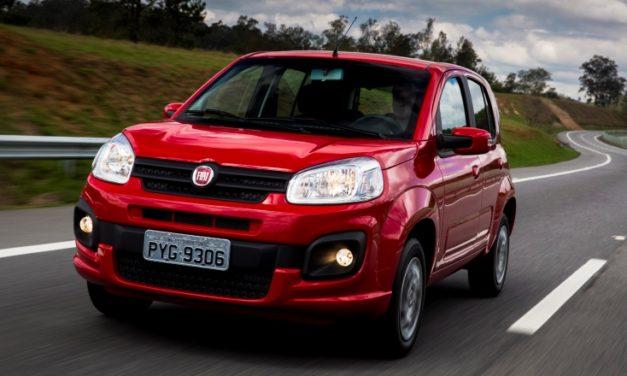 Fiat convoca recall de 223 mil veículos