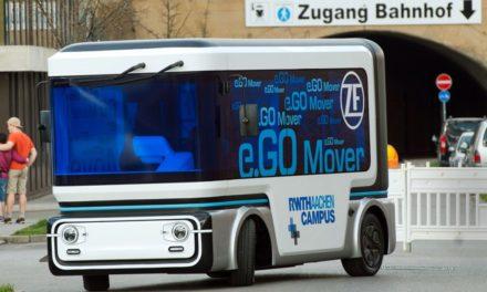 e.GO Mover nas ruas em 2019