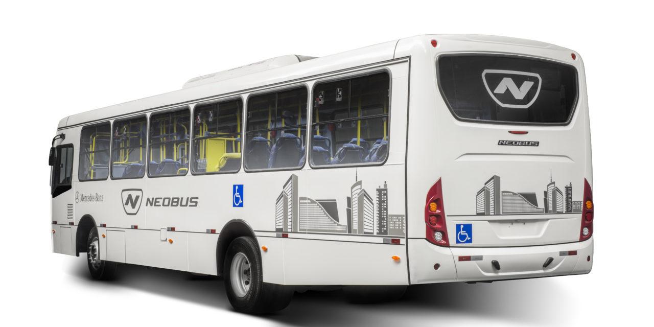 Neobus inicia a venda do New Mega