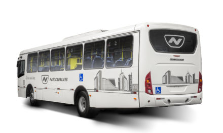 Neobus inicia a venda do New Mega