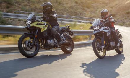 BMW Motorrad fabricará as motocicletas F 750 e F 850 em Manaus