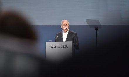 Daimler anuncia nova estrutura corporativa