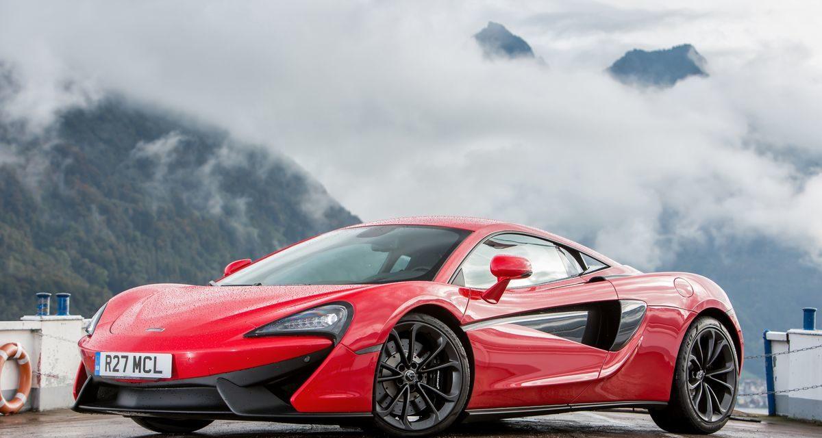 McLaren amplia oferta de modelos no País